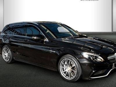 gebraucht Mercedes C63 AMG T AMG Comand/Pano.-Dach/LED/PDC
