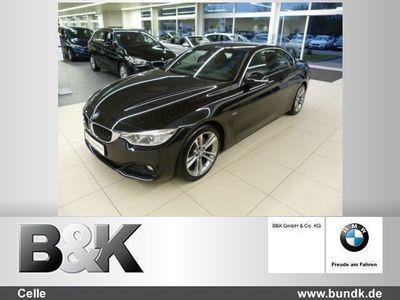 gebraucht BMW 420 d Cabrio A Sport Line Xenon PDC Navi HiFi