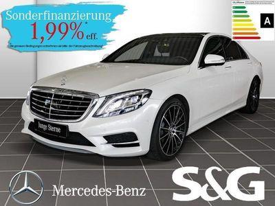 gebraucht Mercedes S350 d AMG-Line Comand/LED/Schiebedach/Distroni