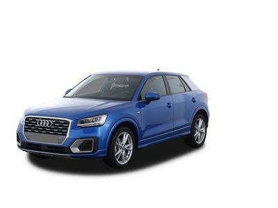 gebraucht Audi Q2 30 TDI S tronic sport S line AHK|LED|NAVI