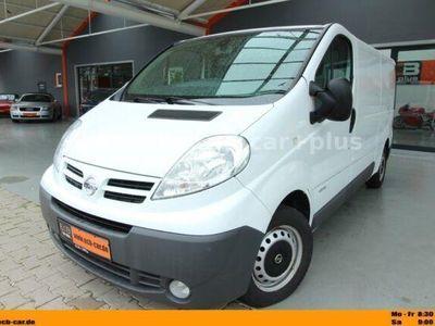 gebraucht Nissan Primastar Kasten L2H1 2.9t *Klima/LKW Zulassung*