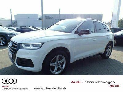 gebraucht Audi Q5 2.0TFSI quat Sport S tronic *LED*NAV*SHZ*