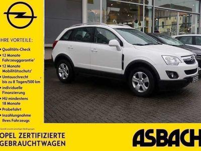 gebraucht Opel Antara 2.4 Selection 4x2