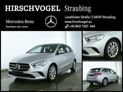 gebraucht Mercedes B180 Progressive+MBUX+Navi-Pr+PDC+SHZ+Spiegel-P