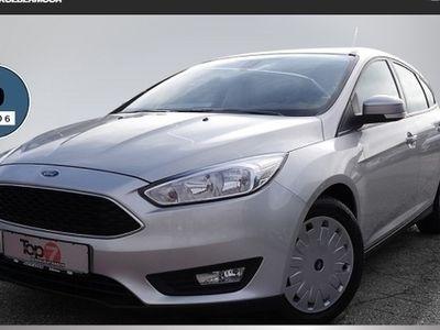 gebraucht Ford Focus 1.5 TDCi ECOnetic Business StartStopp Klima