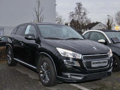 gebraucht Peugeot 4008 HDI 115 ALLURE +NAVI+RFK+KLIMA+GRA+XENON++