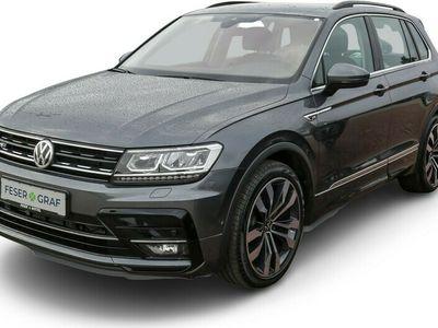 gebraucht VW Tiguan Tiguan2.0 TDI DSG RLine Kessy/Navi/RearView/LED