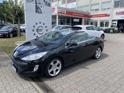 gebraucht Peugeot 308 CC HDi FAP 140 Premium*Navi\/Leder\/PDC\/SHZ*