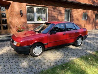 gebraucht Audi 80 B3 1,6 Unfallfrei