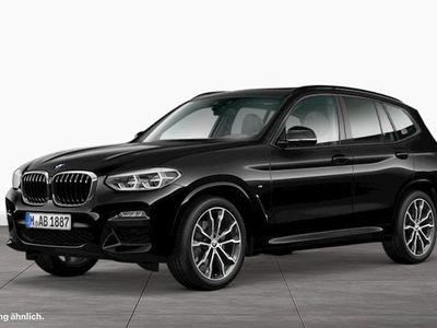 gebraucht BMW X3 xDrive20d ZA M Sport Head-Up HK HiFi DAB LED