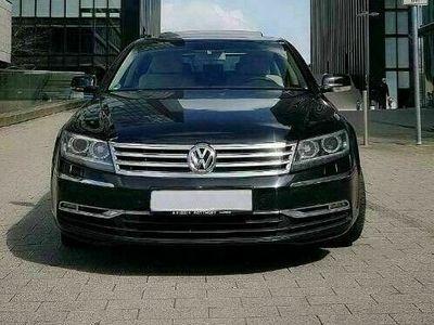 gebraucht VW Phaeton hoch gepflegt!