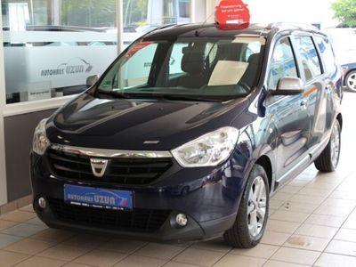 gebraucht Dacia Lodgy dci Celebration Klima PDC 1. Hand Euro 6