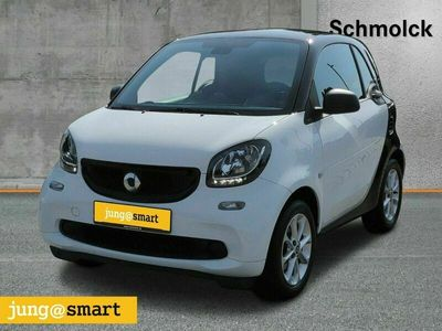 gebraucht Smart ForTwo Coupé 52kW PASSION/AUTOM/COOL&AUDIO/SHZ/PANO