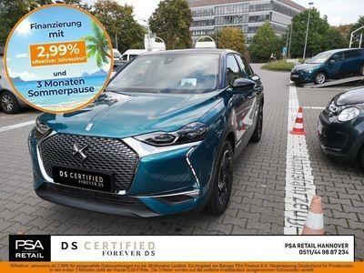 gebraucht DS Automobiles DS3 Crossback Automatik PureTech 130 EAT8 SO CHIC OPERA