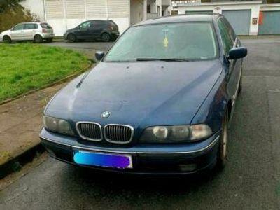 gebraucht BMW 528 i lpg 6 zylinder