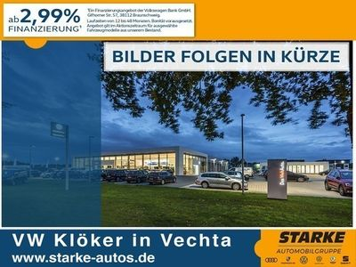 gebraucht VW Touareg 3.0 V6 TDI AHK Navi Leder PDC LM Tempo Kli