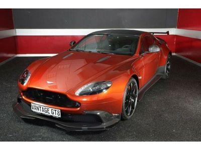 gebraucht Aston Martin Vantage GT8 Limited Nr.149/150 MwSt !!