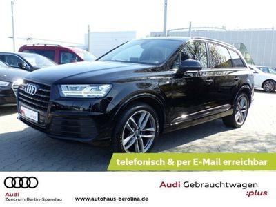 gebraucht Audi Q7 3.0TDI qu. S line tipt. *NAVI+*LED*R-CAM*BOSE*