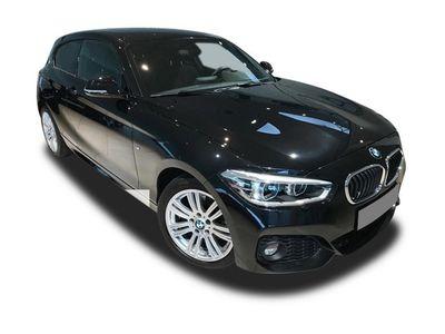 gebraucht BMW 125 i M Sport+NAVI+LED+SOUNDSYSTEM+ALCANTARA+HIFI+PDC+