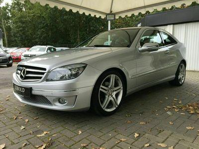 gebraucht Mercedes CLC180 Kompressor Autom/Klimatr/Sitzh/PDC/Temp