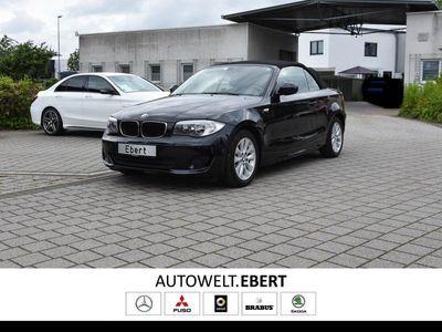 gebraucht BMW 118 Cabriolet i LEDER+ALU+SHZ+PDC+KLIMAAUTOMATIK
