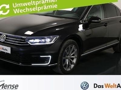 gebraucht VW Passat GTE Navi TrailerAssist AHK LED Keyless AC