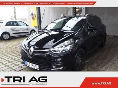 gebraucht Renault Clio GrandTour Limited TCe 90 eco Deluxe-Paket Navi LED-Tagfahrlicht RDC Klimaautom