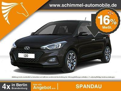 gebraucht Hyundai i20 1.0 Turbo Benzin DCT 100 PS Trend Digi+Comf.