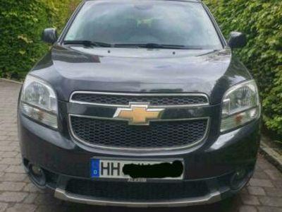 gebraucht Chevrolet Orlando 2012, 7 sitzer 2,0