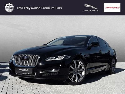gebraucht Jaguar XJ 3.0 V6 Diesel Premium Luxury 221 kW, 4-türig (Diesel)