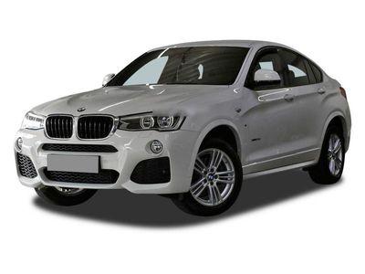 gebraucht BMW X4 xDrive20d M Sport Navi Business Klimaaut. AHK