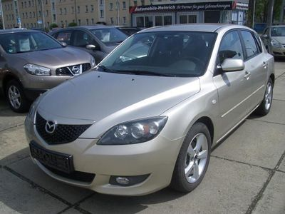 used Mazda 3 1.6 Sport Active Klimaautomatik! Alu´s!