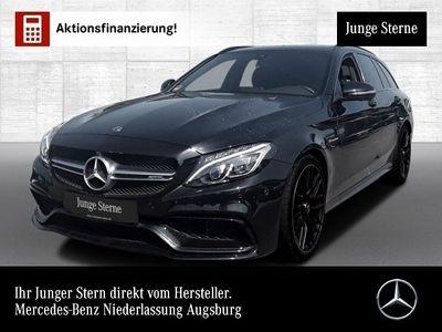 gebraucht Mercedes C63 AMG AMG S T Driversp Perf-Abgas Pano ILS LED Navi