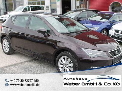 gebraucht Seat Leon 1.5 TSI *Style*WLTP*Einparkhilfe hinten*LED*Tagfahrlicht*Tempomat*