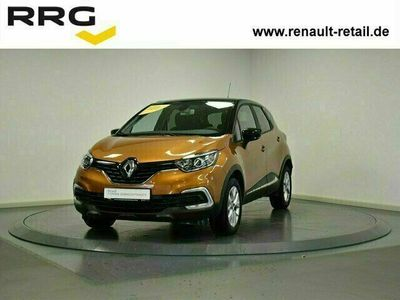 gebraucht Renault Captur 1.3 TCe 130 Limited HU+Inspektion neu!!!