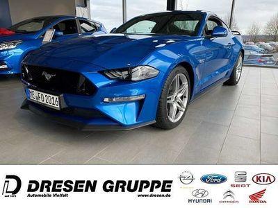 gebraucht Ford Mustang GT 5.0 V8 Automatik+Navi+Kamera+Tempomat