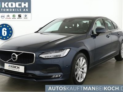 used Volvo S90 T5 Momentum Aut FahrerAs PDC StdHzg 18 Zoll