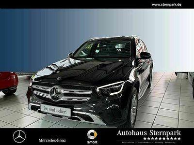 gebraucht Mercedes GLC300 e 4M Exclusive +MBUX+AHK+Kamera+LED+uvm. Navi