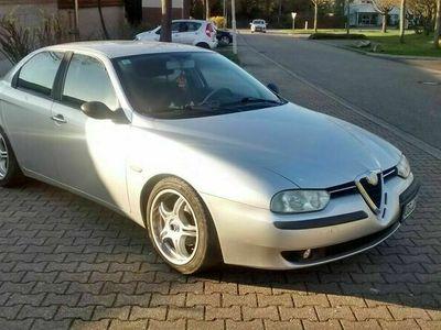 gebraucht Alfa Romeo 156 2.0 16V Twin Spark als Limousine in Offenburg
