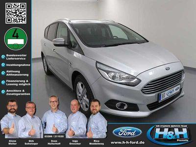 gebraucht Ford S-MAX 1.5 EcoB Business Ed. (AHK,Kamera,Navi)