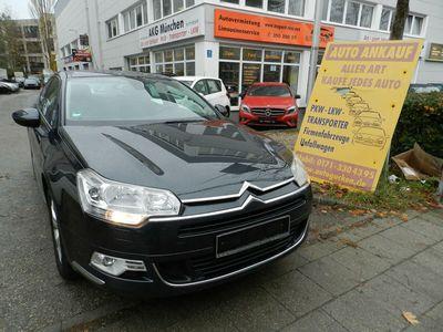 gebraucht Citroën C5 1,6 THP Automatik 65.000 KM 1-Hand Euro5