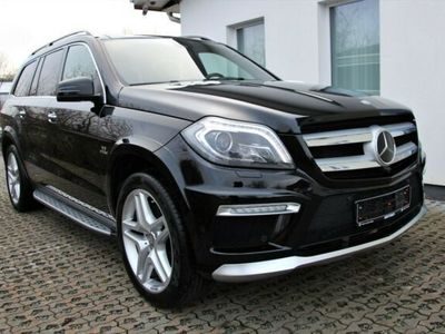 gebraucht Mercedes GL55 AMG AMG BE 4Matic /PANO/360°/SPUR/7 SITZER