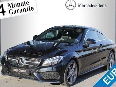 gebraucht Mercedes C180 C 180 Coupe AMG