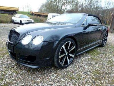 gebraucht Bentley Continental GTC -Cabrio Hamann Kid