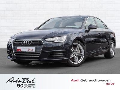 gebraucht Audi A4 S line 2.0TDI qu Stronic Navi Xenon Sitzheizu