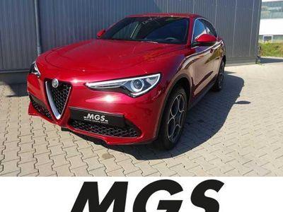 gebraucht Alfa Romeo Stelvio 2.0 Turbo Q4 #SUPER #VELOCE #ACC #NAVI