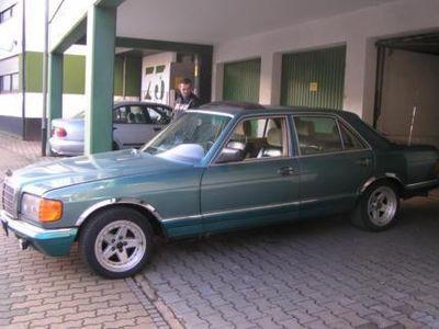 gebraucht Mercedes 380 SE /