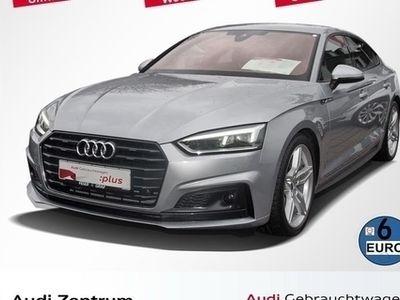 gebraucht Audi A5 Sportback S-line g-tron 2.0 TFSI AHK/NAVI/LE