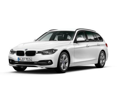 gebraucht BMW 320 3er i Touring Sport Line