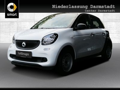 gebraucht Smart ForFour 66kW BRABUS tailor made DCT cool&Audio